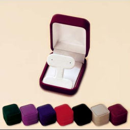 French clip earring box