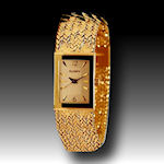 Ladies Elgin slim mesh band very rich in style