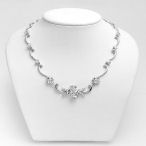 Lauren G Adams solid Sterling silver necklace