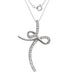 Sterling Silver cross with lovely Cz's. Show your self off proudly with this lovely cross